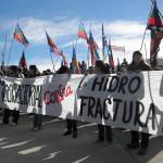 multisectorial contra la hidrofractura