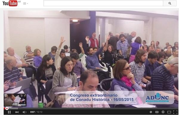 iMAGEN cONGRESO CONADU H DEL 16.05.15