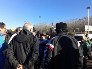 PARO MOVILIZACION CTA Y PRODUCTORES EN EL PUENTE ADUNC6