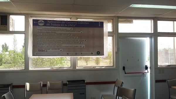 Banner en ADUNC CIPO 2