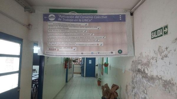 Banner en ADUNC CIPO 4