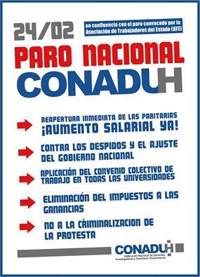 aFICHE CONADU H PARO DEL 24.02