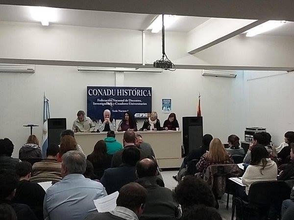 Congreso de conaduh del 13.05.2016