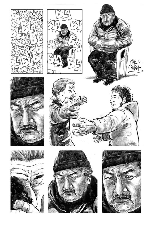 Ilustración: Chelo Candia